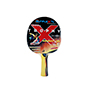 Sunflex Red-X \'trophy\' table tennis bat