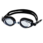 Swimfit Rexanne swim goggles (w/ mirror coating) black