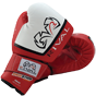 RIVAL FITNESS BAG GLOVES RED