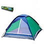 Bobcat 4-Person Monodome Tent with Box Blue/Green