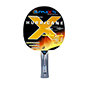 Sunflex HURRICANE\' T.T. bat- w/offensive bladeand Shock Absorber Tube
