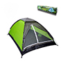 Bobcat 2-Person Monodome Tent with Box Lt. Green/Gray