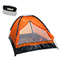 Bobcat 2-Person Monodome Tent W/O Box Orange