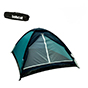 Bobcat 3-Person Monodome Tent W/O Box - Teal Green